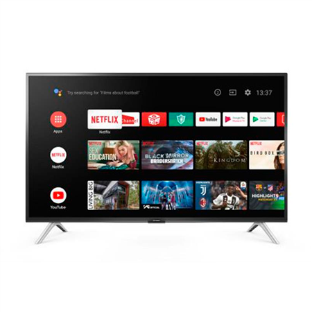 Smart Tv HD 32'' Hitachi Cdh-le32smart17 con Android Tv