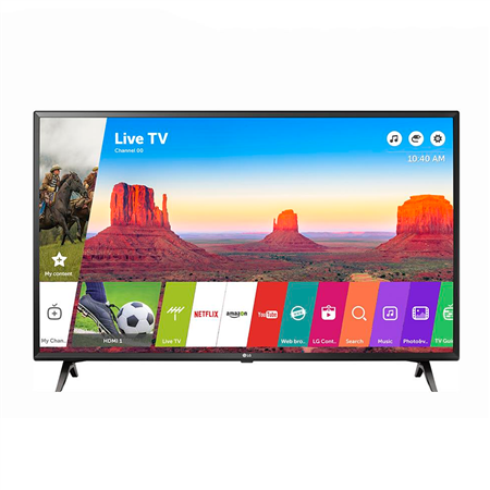 Smart Tv 4K Ultra HD 43'' LG  43uk6300