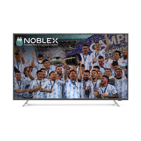 "Smart Tv 4K Ultra HD 43"" Noblex Dj43x6500"