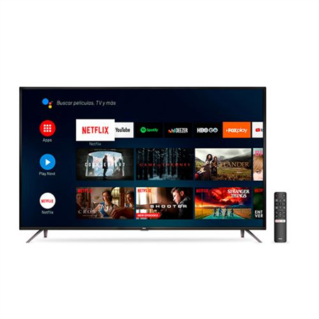 Smart Tv 4K Ultra HD 55'' RCA X55ANDTV con Android Tv